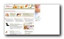 Beauty-, Wellness- und Gesundheitsportal paradisi.de