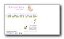 Eltern und Kinderportal mit Gesundheitschwerpunkten - Rund-ums-Baby.de