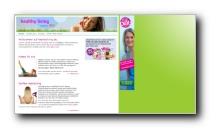 Frauen- und Gesundheitsportal healthyliving.de