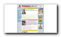 Gesundheits- und Apothekenportal - RatgeberGesund.de