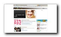 Gesundheitsbereich auf MSN