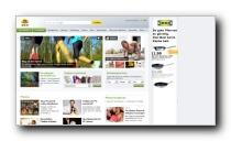 Gesundheitsbereich auf WEB.DE