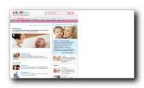 Gesundheitsbereich von Baby und Familie
