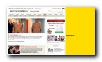 Gesundheitsbereich von Tagesspiegel.de