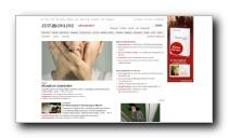 Gesundheitsbereich von ZEIT ONLINE