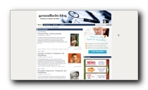 Gesundheitsblog gesundheit.germanblogs.de