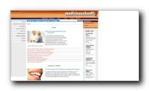 Gesundheitsnews und Gesundheitsportal medizinauskunft.de