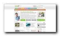 Gesundheitsportal mit Fokus auf Reha - Rehacafe.de
