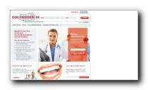 Gesundheitsportal und Arztsuche docinsider.de