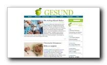 Gesundheitsportal und -Blog Gesund-Magazin.de