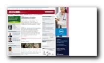 Gesundheitsportal und -Magazin e-health-com