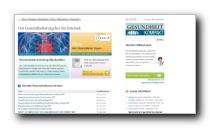 Gesundheitsportal und Medizinerverzeichnis - Gesundheitkompakt.de