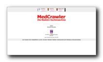 Gesundheitssuchmaschine - MedCrawler.de
