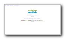Gesundheitssuchmaschine - Portal der Medizin