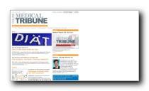 Patientenbereich des Ärztemagazins Medical Tribune
