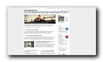 Portal des Ärztemagazins Deutsches Ärzteblatt