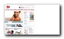 Portal des Gesundheits- und Fittnessmagazins FIT FOR FUN