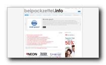 Portal für Gesundheits- und Medikamenteninformationen - beipackzettel.info