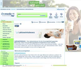 social media marketing gesundheit health microsite