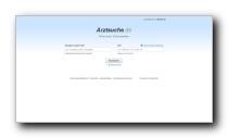 Arztverzeichnis - arztsuche.de